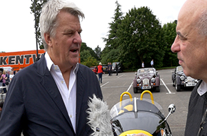 VIDEO: Charles Morgan talks about 3-wheeler challenges