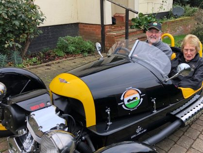 Alan Braithwaite plans 3,500 mile Trans India Challenge