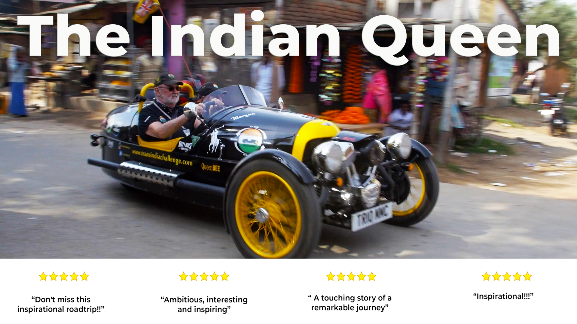Watch the Indian Queen Documentary on Amazon and Apple TV